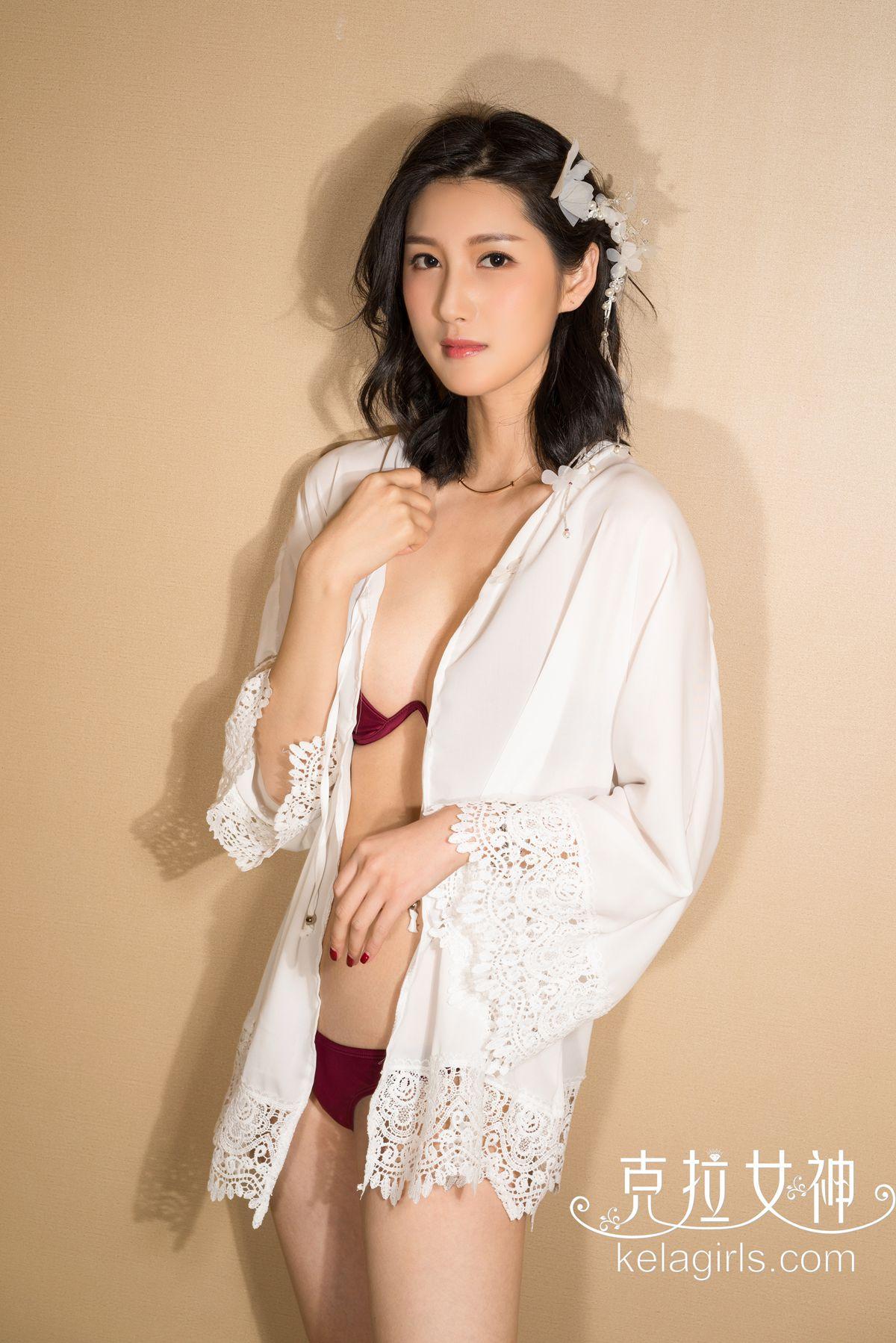 [KeLaGirls]克拉女神 2018.05.21 王睿 清凉一夏