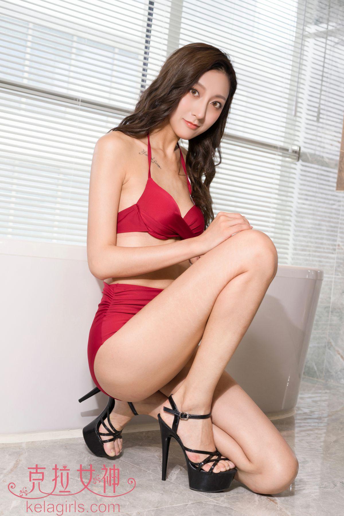 [KeLaGirls克拉女神]2018.11.05 诺雅 明艳动人