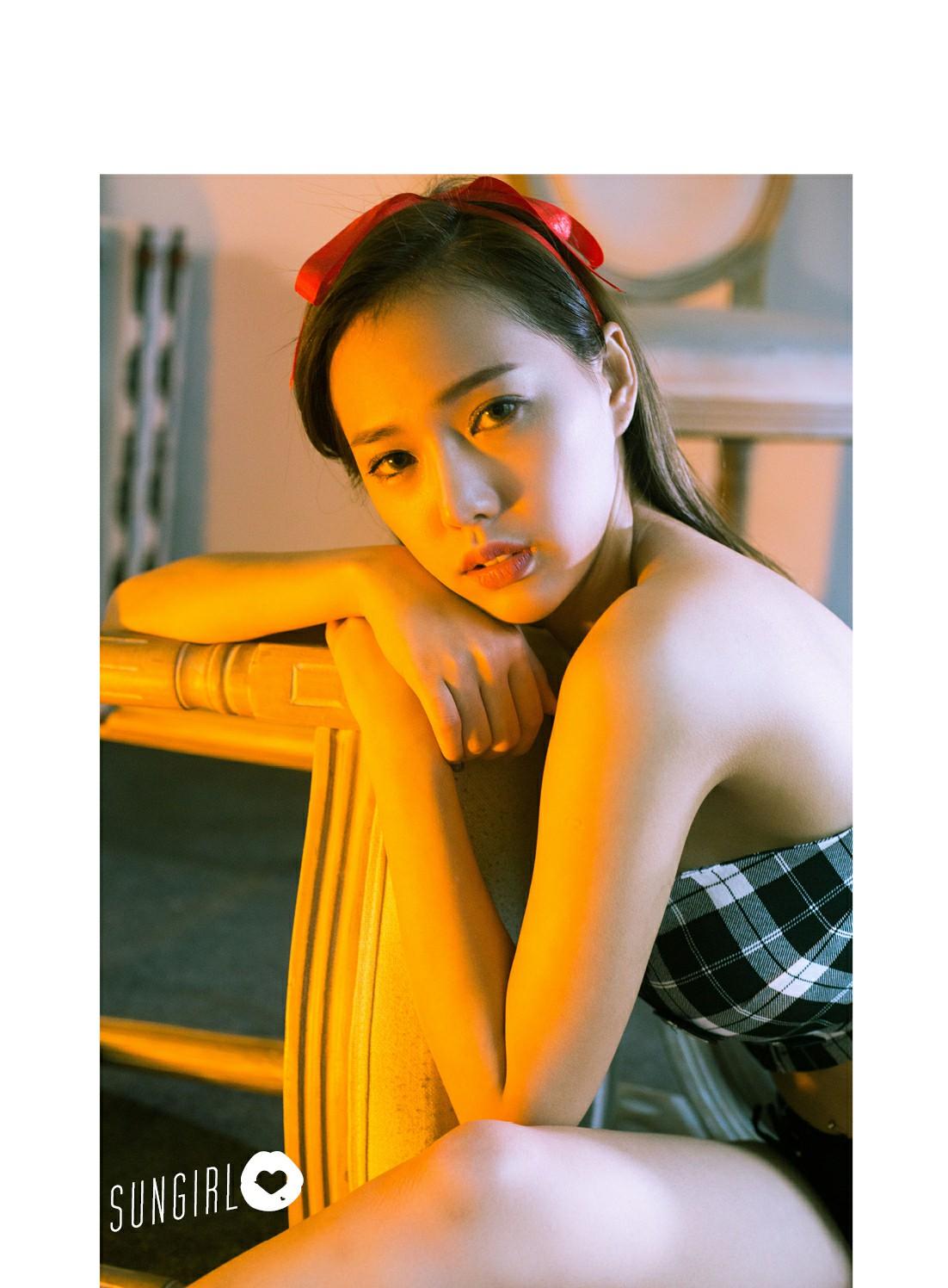 [SUNGIRL]阳光宝贝 No.021 Victoria的秘密 林薇多 线上写真