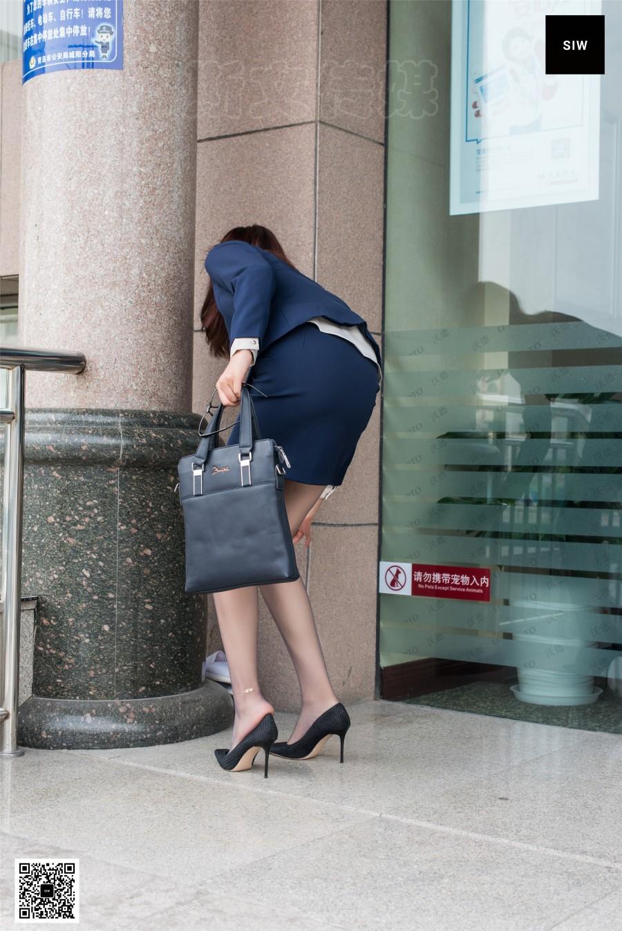 [SIW斯文传媒]VOL.079 银行职员-嘉慧